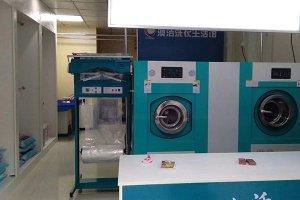 干洗店的四氯乙烯干洗机作用